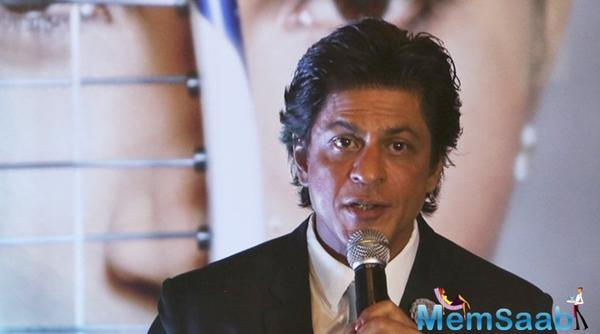 Shah Rukh Khan: GST will help the movie industry in the long term, It is a good step