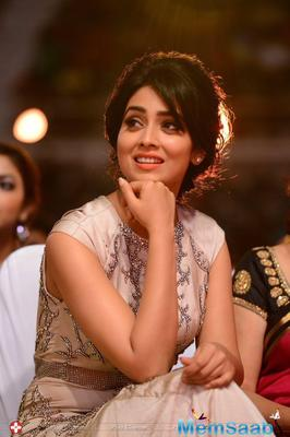Shriya Saran plans to co-write a stage musical that will catch her performing Kathak