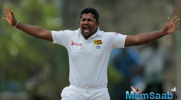 Sri Lanka vs India:  Left-arm spinner Rangana Herath ruled out of 3rd Test match