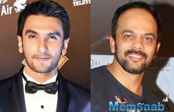 Director Rohit Shetty, who is one of the most successful directors of Bollywood, has been in news for collaborating with actor Ranveer Singh.