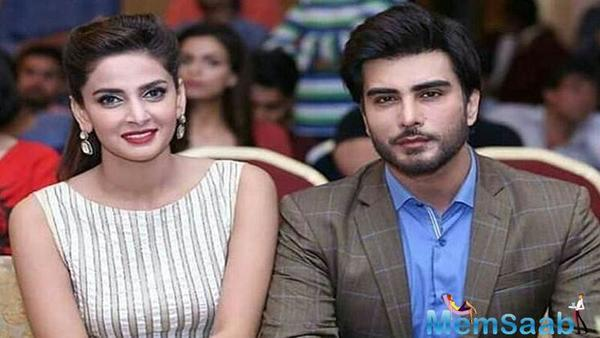 Pakistani actors Saba Qamar and Imran Abbas trolled for praising 'Jab Harry Met Sejal'