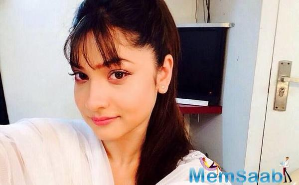 Ankita Lokhande starts shooting for Kangana starrer 'Manikarnika: The Queen of Jhansi'