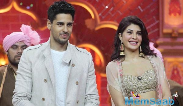 Sidharth Malhotra turns rapper for his upcoming film 'A Gentleman'