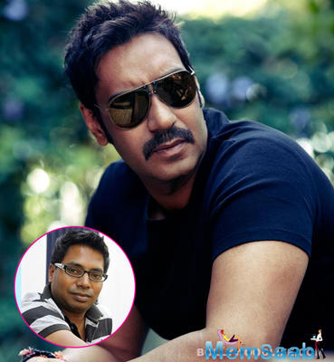 Ajay Devgn to play a UP Income Tax officer in Raj Kumar Gupta's Raid..