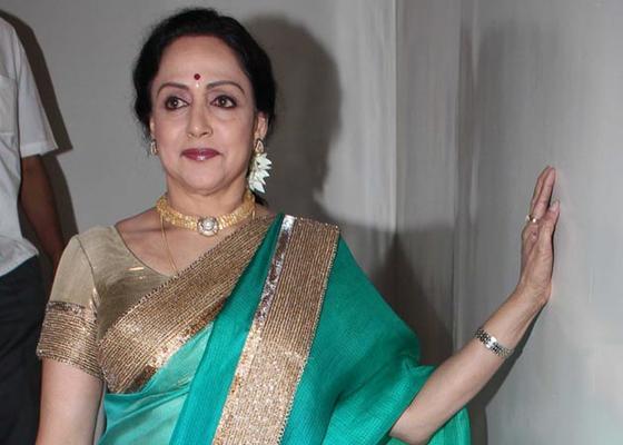 Veteran actress and dancer Hema Malini turns singer