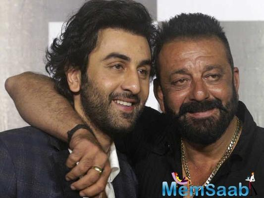 Ranbir Kapoor: I was born to play the part of Sanjay Dutt in his biopic
