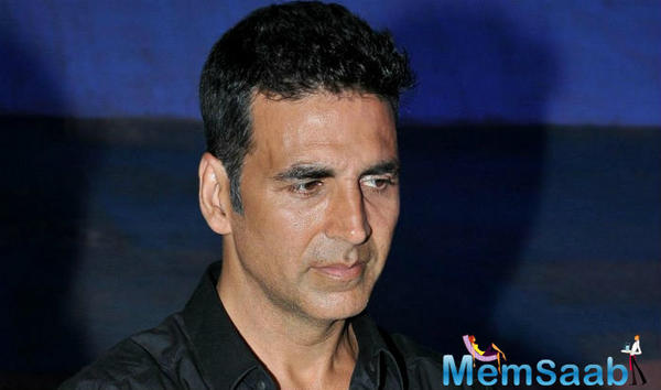 'Please don't put that tag on me': Akshay on doing only films based on social issues