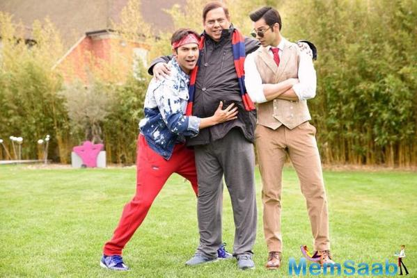 Judwaa 2 trailer is out: Varun doesn't let you miss Salman's histrionics in the hilarious movie