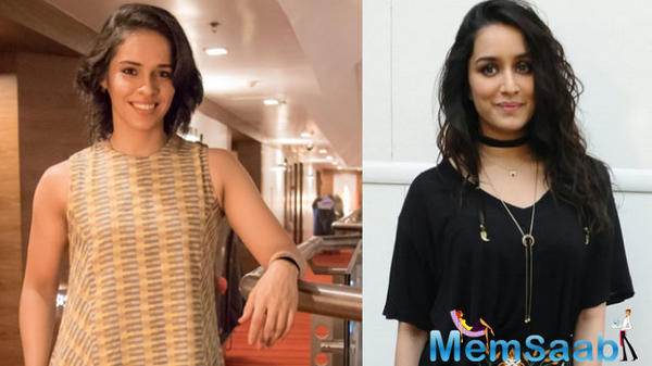 Shraddha Kapoor trains hard for Saina Nehwal biopic