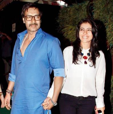 Ajay Devgn: Kajol sounded funny when she spoke Tamil