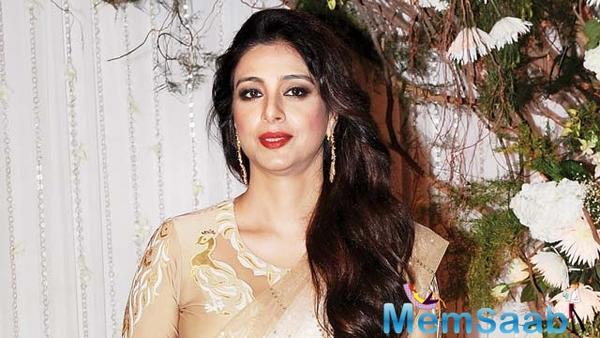 Tabu rubbishes the report that, she has been approached Uzma Ahmed biopic