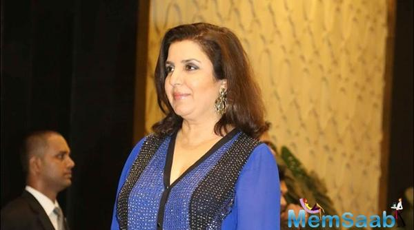 Farah Khan will next be seen on the popular American TV show, 'Lip Sing Battle', which is coming to India and will air on television starting mid-September.