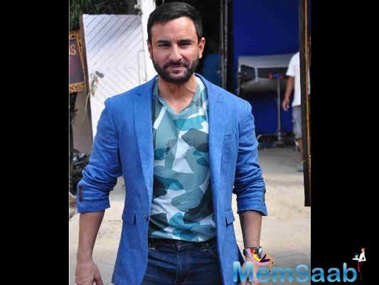 Saif Ali Khan feels Salman Khan is the best choice for 'Race 3'