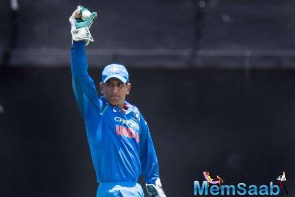 Proud moment: MS Dhoni creates world record, completes 100 stumpings in ODIs