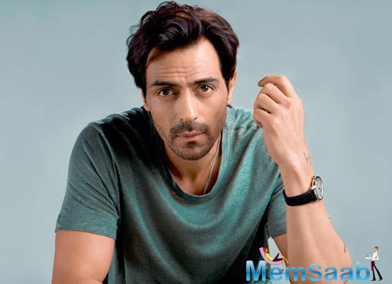 Arjun Rampal: I was in front of the camera, but wasn't happy