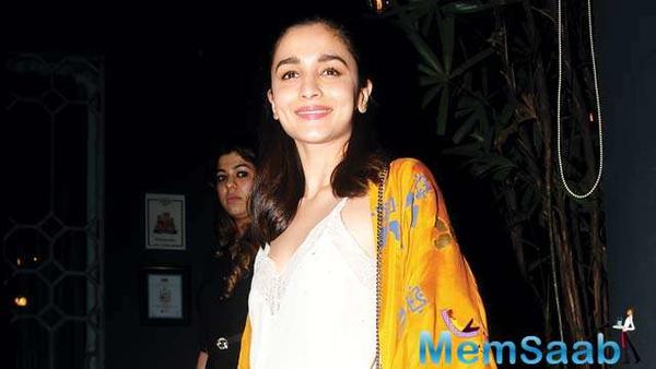 Alia Bhatt is in talks to star in Ashwiny Iyer Tiwari's next.