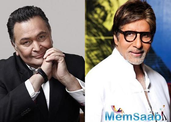 Amitabh Bachchan and I are coming together, says Rishi Kapoor