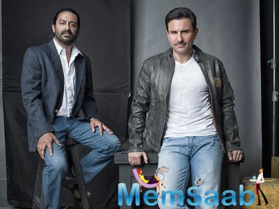 Love the simplicity of Saif Ali Khan's look in 'Chef', says director Raja Krishna Menon