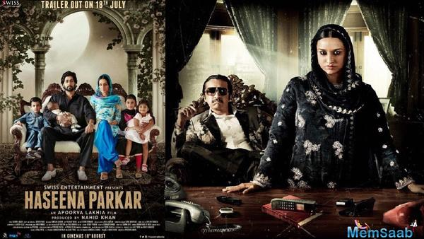 Shraddha Kapoor's Haseena Parkar gets U/A Certification with only two cuts