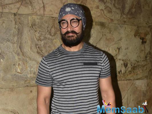 Advait Chandan: I'd written this role for Amir Khan