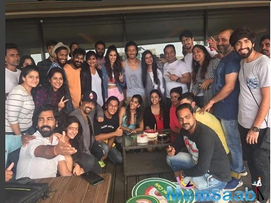 Tiger Shroff begins shooting for 'Baaghi 2' in Pune