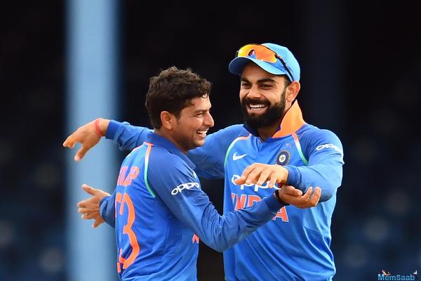 Kuldeep Yadav and Yuzvendra Chahal together form India's lethal spin attack