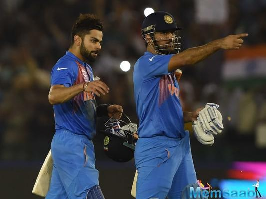 Here's what Sourav Ganguly said on Virat Kohli-MS Dhoni praise