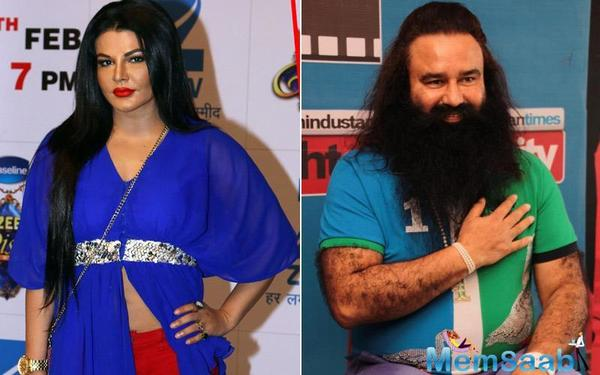 Actress Rakhi Sawant will star as the disgraced Dera Sacha Sauda sect chief's adopted daughter Honeypreet Insan, who is believed to be now hiding in Nepal.