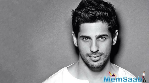 Sidharth Malhotra to play Kargil martyr in his next?