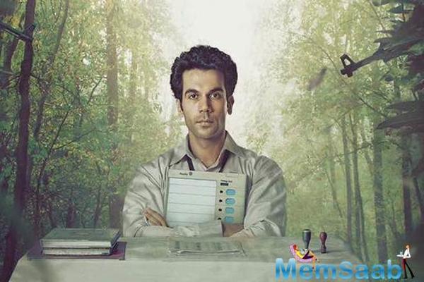 Rajkummar Rao's Newton India's official entry to Oscars