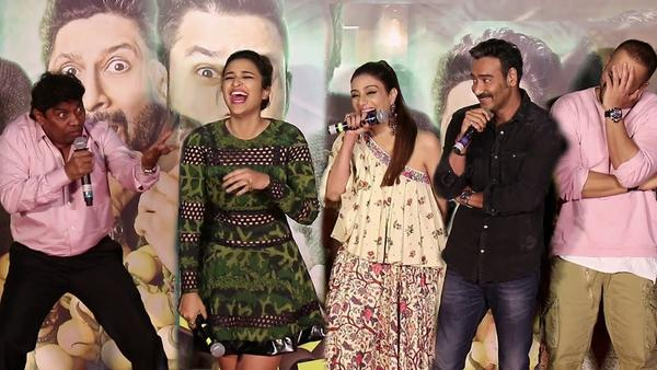 Ajay Devgn shared what 'C' meant on the sets of 'Golmaal Again'