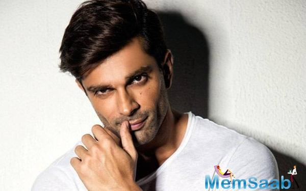 World kickboxing champion Lee Charles trains Karan Singh Grover for his following!