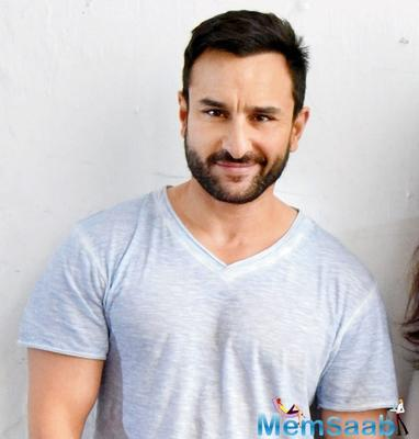 Saif wants to be like Aamir Khan