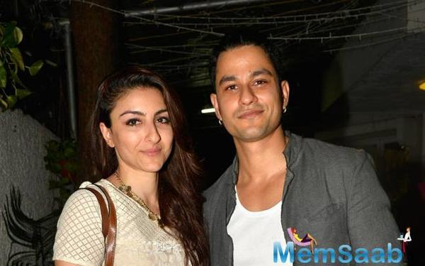Soha Ali Khan and Kunal Kemmu name their daughter Inaaya Naumi Kemmu