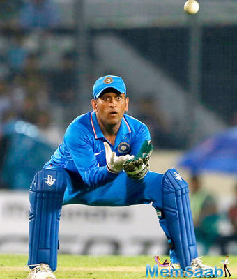 The pride and passion of Mahendra Singh Dhoni is touching. Once the Midas of cricket whose touch turned everything to gold, he had to trim his workload to stretch his career.