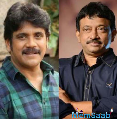 "Nagarjuna and Ram Gopal Varma to reunite after 25 years for a ""realistic action"" movie"