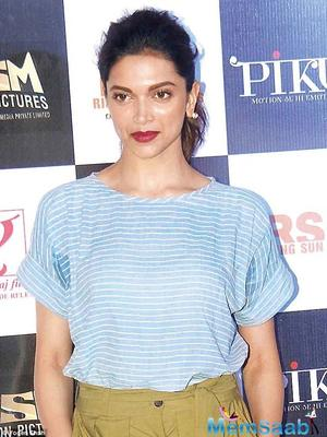 Deepika Padukone: Can't say I am completely over my depression