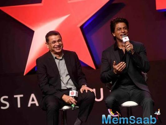 SRK's surprising reaction on being addressed as Salman Khan at the launch event of TED Talks India