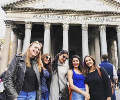 Priyanka Chopra starts shooting for Quantico Season 3 in Italy
