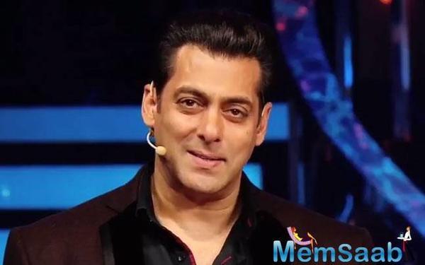 Salman Khan to star in a film titled Khan