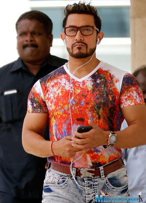 Aamir Khan says test screening is a very important process for him