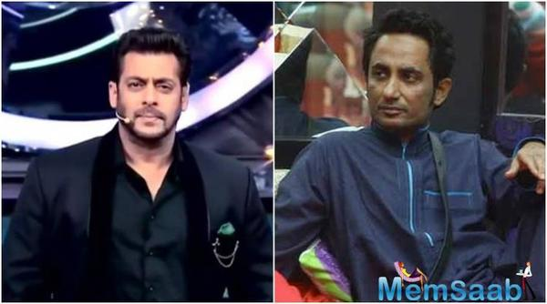 On the show, Zubair got into arguments with Sapna Chaudhary, Puneesh Sharma and also abused Arshi Khan.