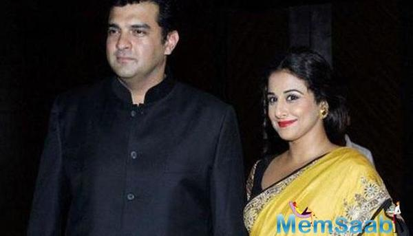 Vidya Balan won't be allowed to view Siddharth Kapur's films at CBFC