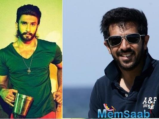 The maker is all set to present the story of the 1983 Indian cricket team's World Cup victory on screen. It will feature Ranveer as the captain, Kapil Dev.