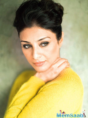 Tabu has no interest in telling her personal story