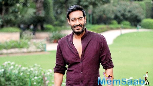 Ajay Devgn: I am eagerly waiting for my daughter, who is coming back from abroad