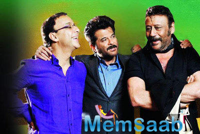 Vidhu Vinod Chopra, Anil Kapoor to collaborate once again