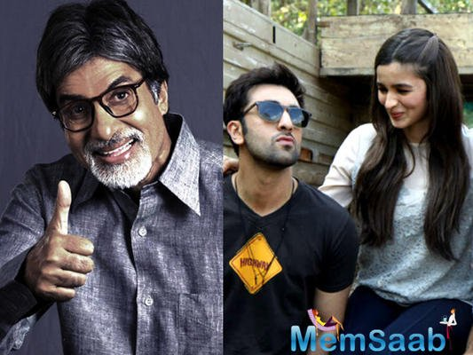 Filmmaker Ayan Mukerji said he is elated that megastar Amitabh Bachchan is on board his next directorial 'Brahmastra'.