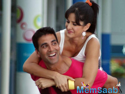'I really have been a huge fan of her': Akshay Kumar on reuniting with Katrina Kaif