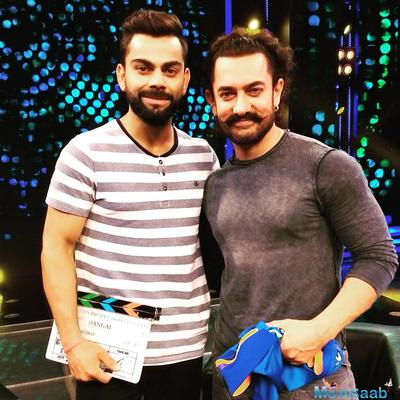 Virat Kohli wants to learn this trick from 'humble and genuine' Aamir Khan